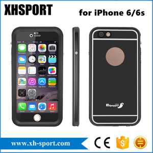 Popular Camping Equipment Waterproof Mobile Phone Case for iPhone6s