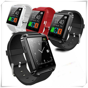 U8 Smartwatch for Android Phone Smart Watch with Camera Anti-Lost Support SIM/TF Card