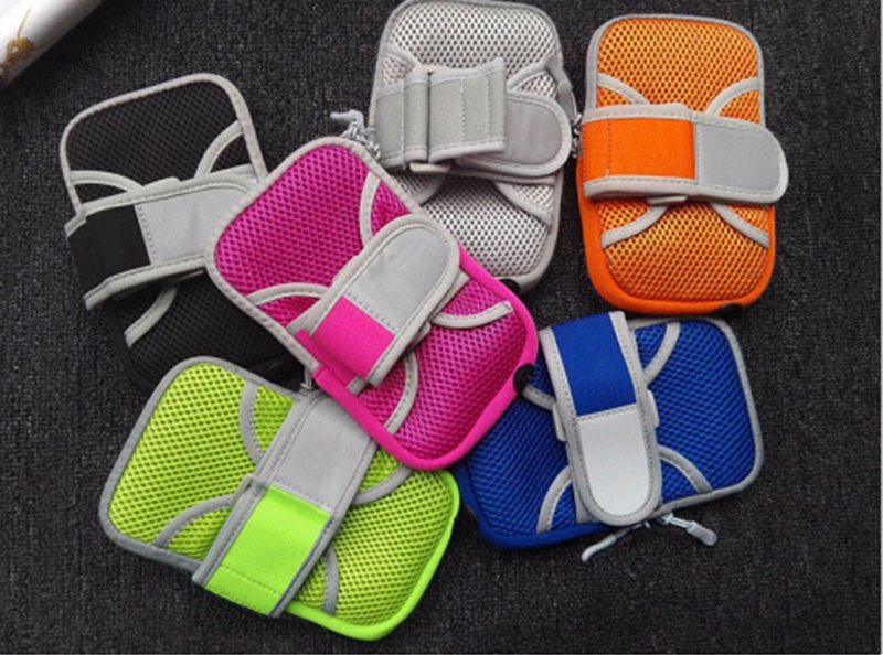 Nylon Mobile Phone Cover outdoor Sport Running/Jogging Armband