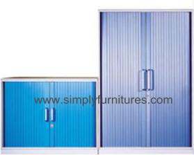 best selling tambour door cabinet from Simply industrial