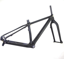 26 INCH FAT BIKE CARBON FRAME REAR SPACE 197MM WITH FENDER MOUNT