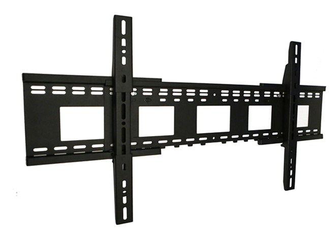 Uf 1000 extendable arms and wall plate fixed tv mounts - Tv mount wall plate ...
