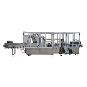 middel size cartoning machine