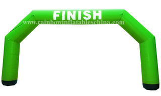 RB21019(8x4m)Inflatable Race Entrance or Destination Arch, Inflatable Customized Arch