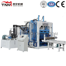 QT12-15/10-15/9-15/8-15/6-15B Automatic Hollow Brick Making Machine