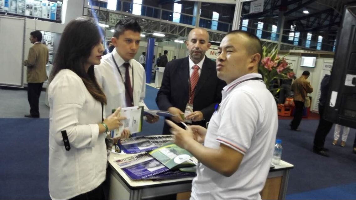 Exposición petrolera ecuatoriana