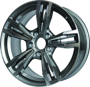 W0224 Replica Alloy Wheel / Wheel Rim for bmw 3 5 7series