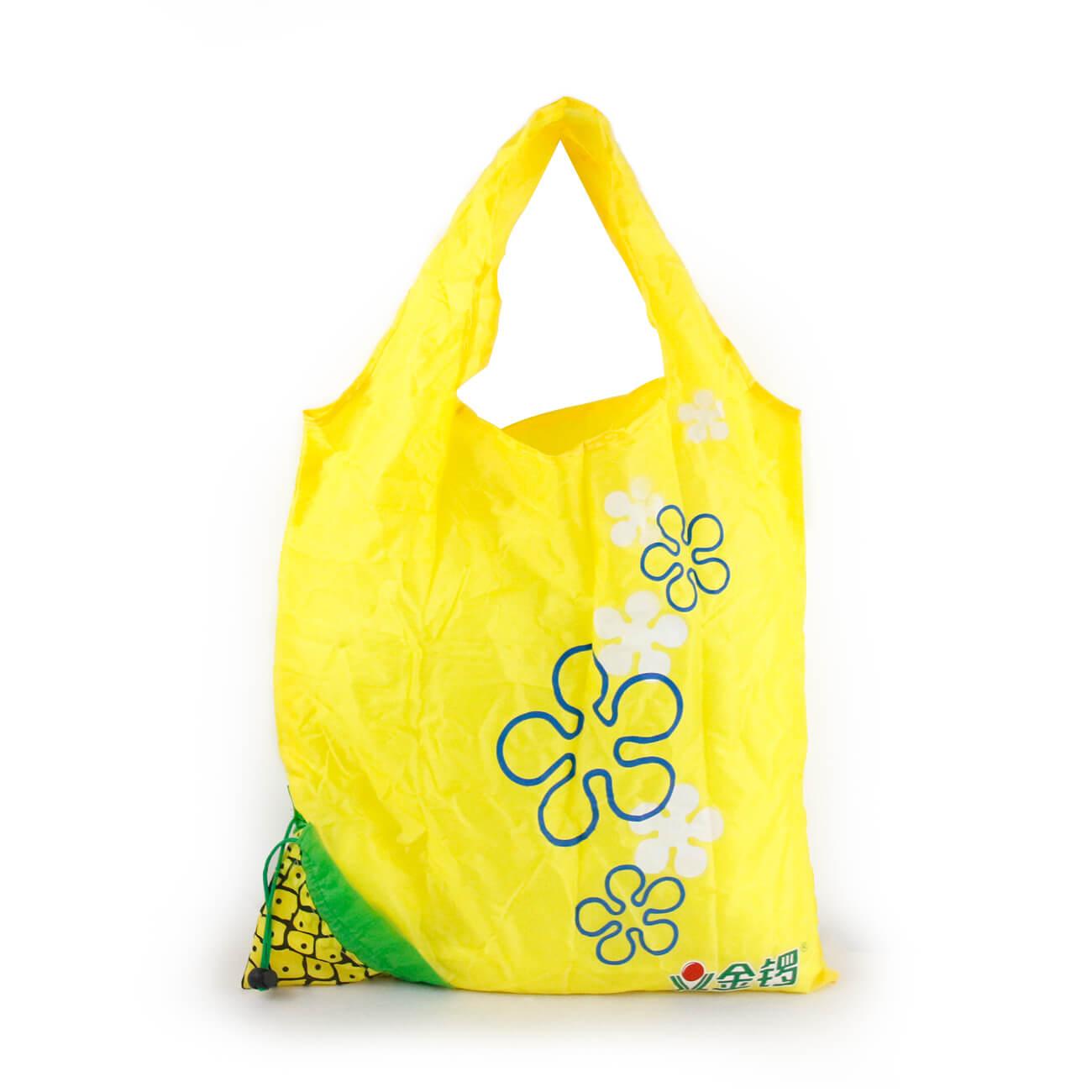10bfa32909f0 Foldable pineapple Shopping Bag