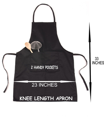 Cotton Canvas Apron for men