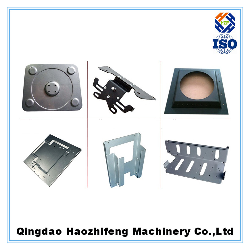 China Factory CNC Sheet Metal Stamping Parts