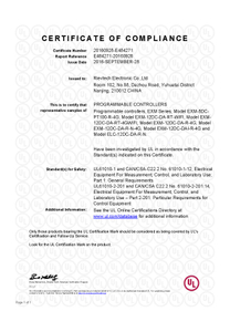 E484271-20160928-CertificateofCompliance