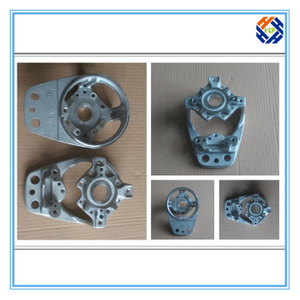 Aluminum Die Casting for Engine Starter Motors Engine