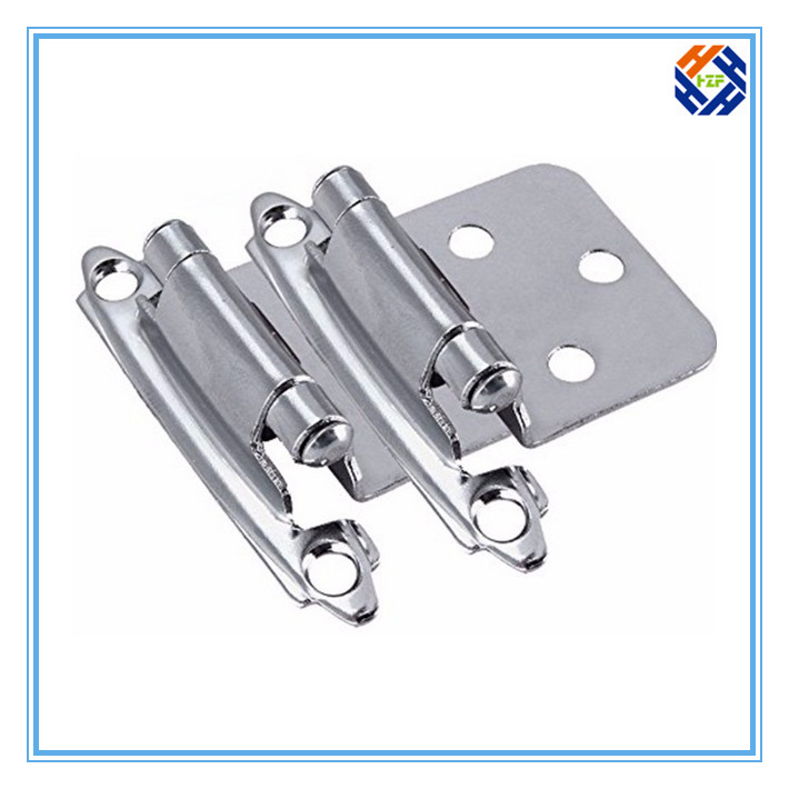 Stainless Steel Truck Hinge with Mirror Polish