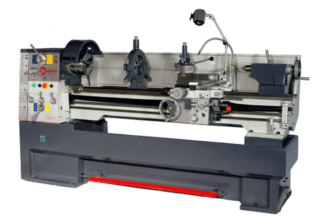 INDUSTRIAL LATHE MACHINE FOR METAL FTX 1000x410-TO