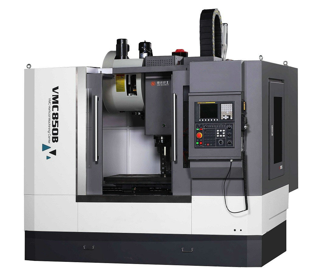 VMC850B VERTICAL MACHINING CENTER