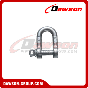Drop Forged Dee Shackle Itália Tipo