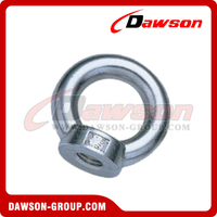 Acero inoxidable DIN 582 Eye Nut