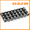 Triplex roller chains