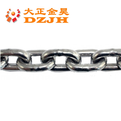 Stainless Steel Link Chain For The Sheep Slaughter Lines