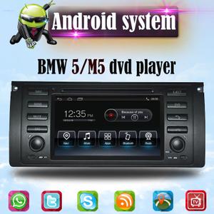 Android gps BMW 5 E39/M5 radio navigation