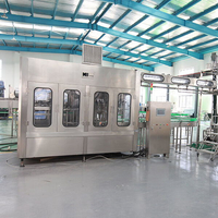 CGF24-24-8 12000B/H Washing Filling Capping Machine (3-in-1) China Factory