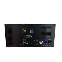 D2450 2 canales Clase D de 500W Módulo Amplificador de sonido con DSP