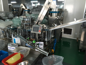 Syringe workplant