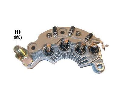 首页 产品展示 汽车发电机整流器 德科系列 der2000德科整流器  产品
