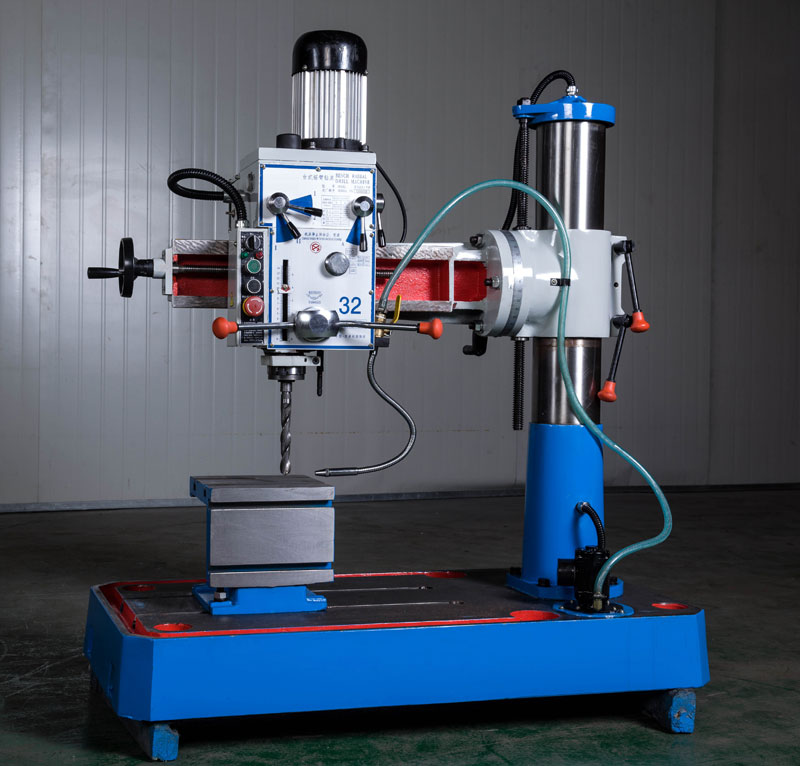 Z3032x7P Radial Drill Press Arm Radial Drilling Machine