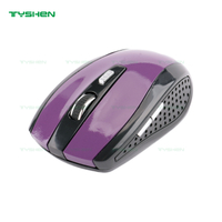 Hot Sale Wireless Mouse,6 Buttons,800/1200/1600 DPI, Various Color Available
