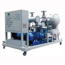 YDC Series Large Capacity Oil System Flushing Plant