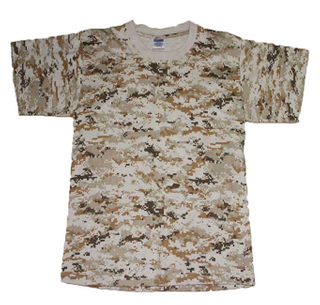 Military Combat T-Shirt in High Quality Cotton