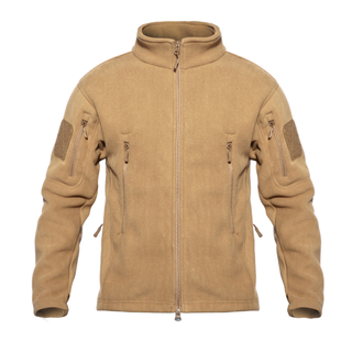 High Quality Army Fleece Jacket