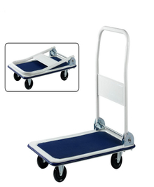 Foldable Platform Hand Trolley (HT043)