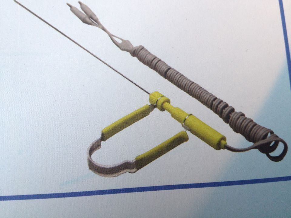 Disposable Bipolar Plasma Electrode for Endoscope Spine Ablation Surgery