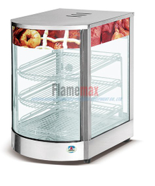 HW-350 Good food display warmer for sale with CE