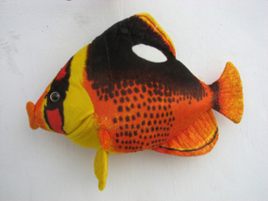Promotional Plush Toy Tropic Fish
