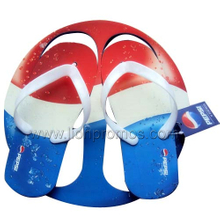 Cola Beverage Summer Promotional Gift EVA Beach Slipper
