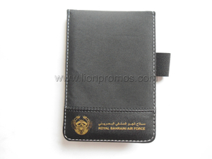 Bahrain Royal Air Force Logo Pocket Notepad
