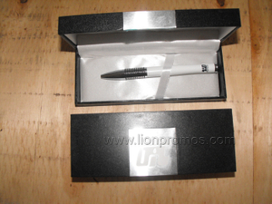 Tullow Oil Logo Business Gift Box Packing Metal Pen