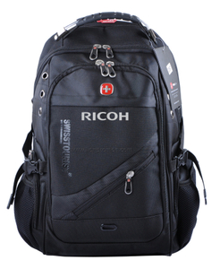 "RICOH Company Business Gift 15.6"" Oxford Laptop Backpack"