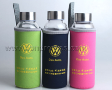 Car Promotional Gift Glass Bottle