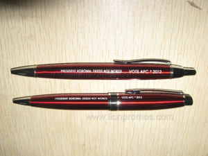 Election Campaign Gift Metal Pen