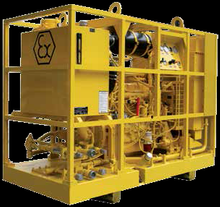 Diesel Engine and diesel generator for Zone 2 Hazardous Areas
