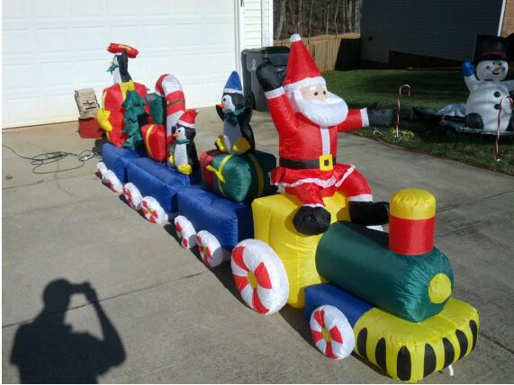 Christmas Inflatables is ready for your holiday