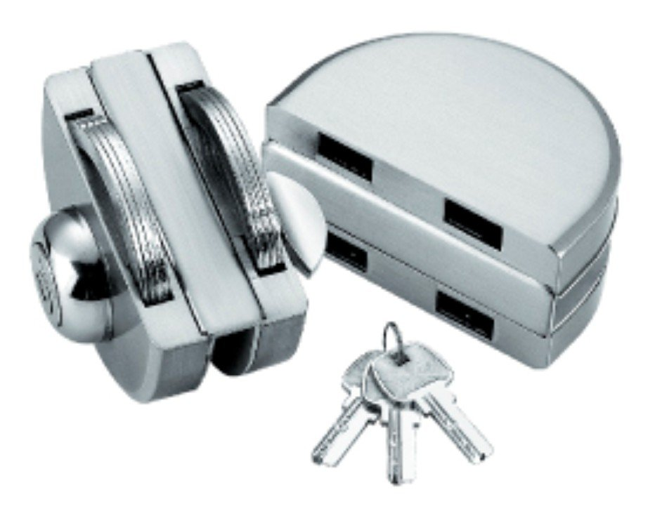 Glass door lock FS-224