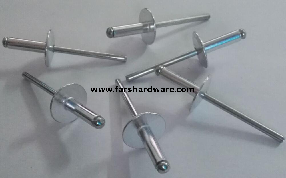 Stainless Steel Large Head Blind Rivet