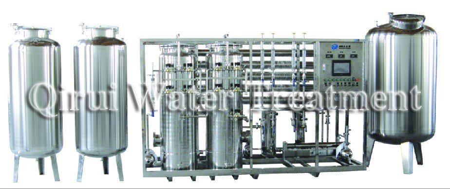 Drinking Water Purified Water Plant