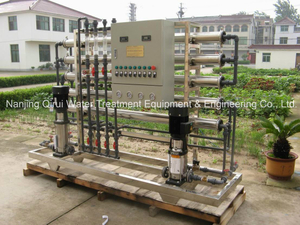 Reverse Osmosis Pure Water Treatment Machine System