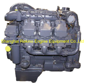 Deutz BF6M1015CP diesel engine motor 300-330KW for construction machinery